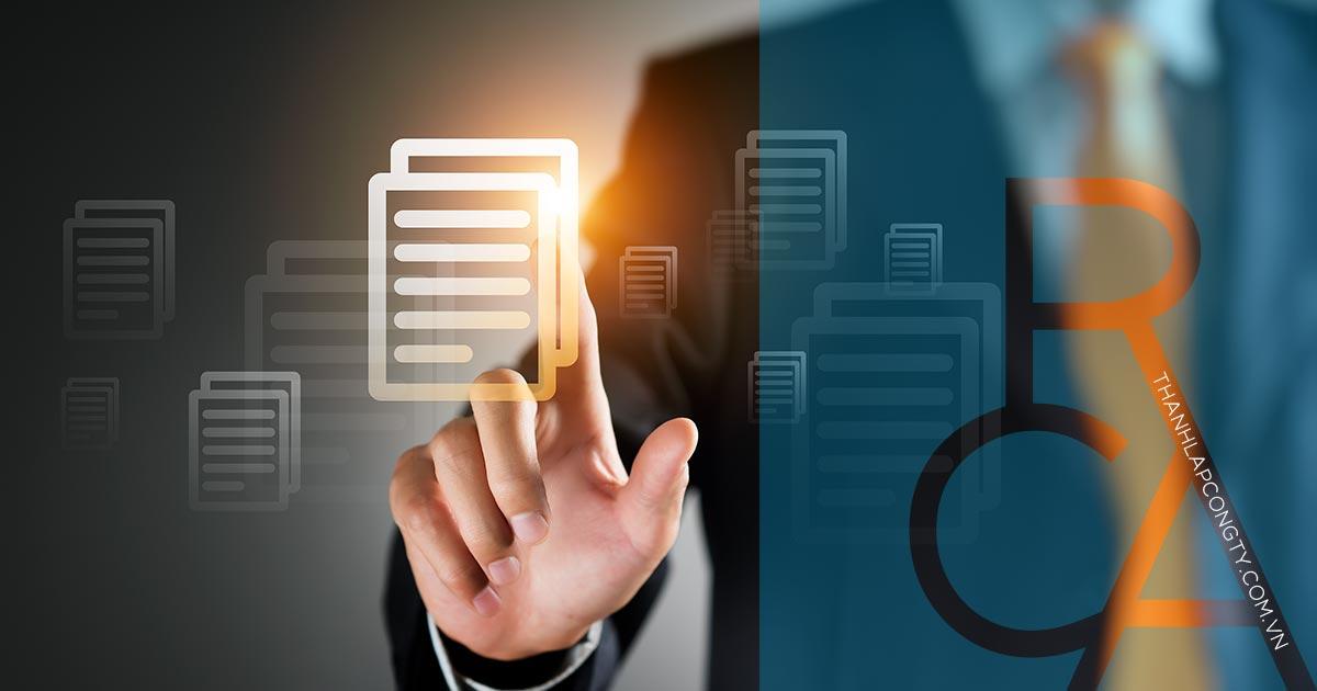 Thay đổi nội dung đăng ký kinh doanh